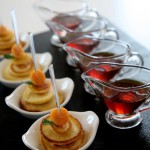 Catering: Canapes | By Word Of Mouth