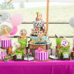 By Word Of Mouth - Children's Party catering and decor