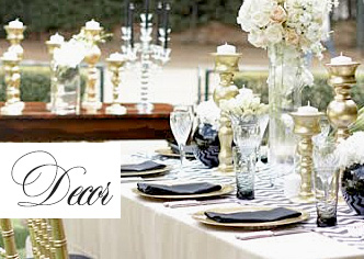 Events & Functions Decor