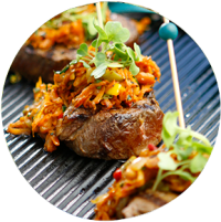 Catering Johannesburg | By Word Of Mouth